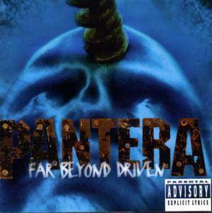 Pantera: Far Beyond Driven - Cover