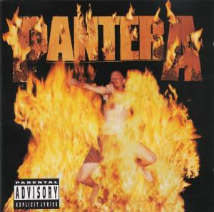 Pantera: Reinventing The Steel - Cover