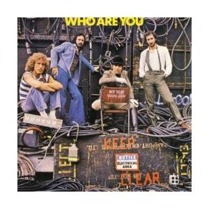 The Who: Who Are You - Cover