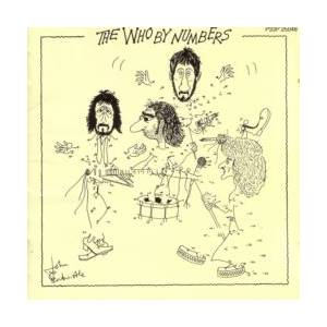 The Who: Who By Numbers, The - Cover