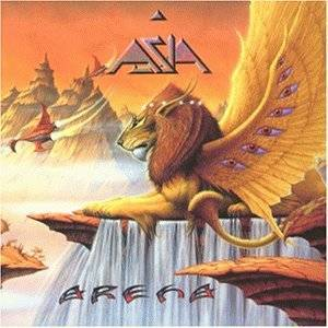 Asia: Arena - Cover