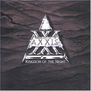 Axxis: Kingdom Of The Night - Cover
