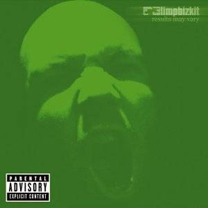 Limp Bizkit: Results May Vary - Cover