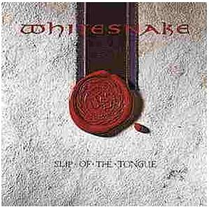 Cover - Whitesnake: Slip Of The Tongue