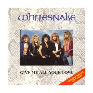 Whitesnake: Give Me All Your Love - Cover