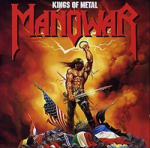 Manowar: Kings Of Metal - Cover