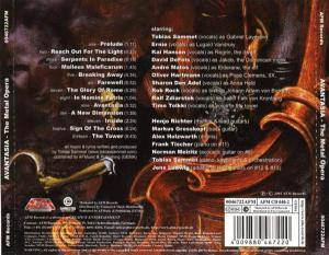 Tobias Sammet's Avantasia: The Metal Opera (CD) - Bild 3