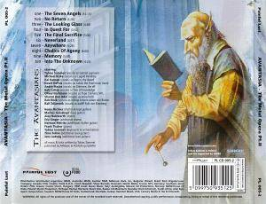 Tobias Sammet's Avantasia: The Metal Opera Pt. II (CD) - Bild 4
