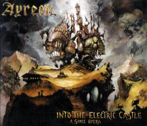 Ayreon: Into The Electric Castle - A Space Opera (2-CD) - Bild 1