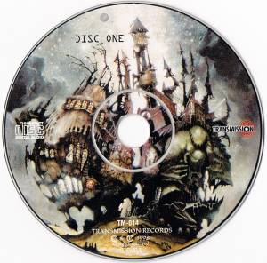 Ayreon: Into The Electric Castle - A Space Opera (2-CD) - Bild 4
