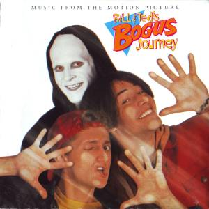 Bill & Ted's Bogus Journey - Cover