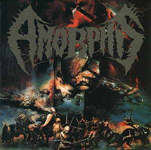 Cover - Amorphis: Karelian Isthmus, The