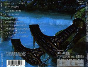 Amorphis: Tales From The Thousand Lakes (CD) - Bild 2