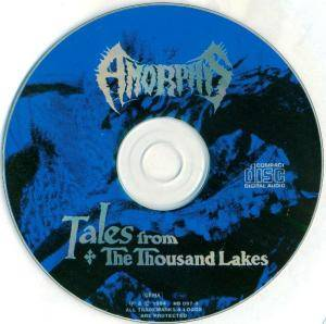 Amorphis: Tales From The Thousand Lakes (CD) - Bild 3