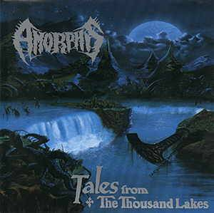 Cover - Amorphis: Tales From The Thousand Lakes