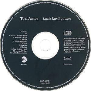 Tori Amos: Little Earthquakes (CD) - Bild 6