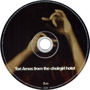 Tori Amos: From The Choirgirl Hotel (CD) - Bild 2