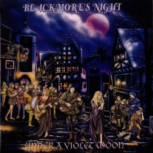 Cover - Blackmore's Night: Under A Violet Moon