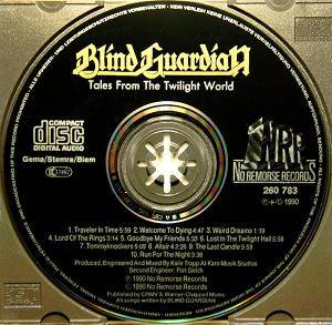 Blind Guardian: Tales From The Twilight World (CD) - Bild 3