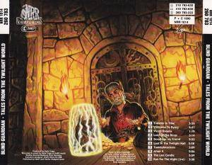Blind Guardian: Tales From The Twilight World (CD) - Bild 4