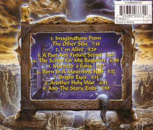 Blind Guardian: Imaginations From The Other Side (CD) - Bild 2