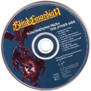 Blind Guardian: Imaginations From The Other Side (CD) - Bild 3