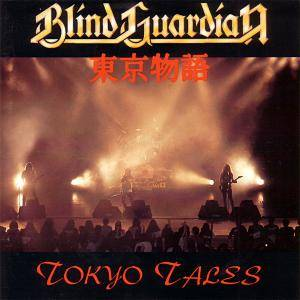 Blind Guardian: Tokyo Tales - Cover
