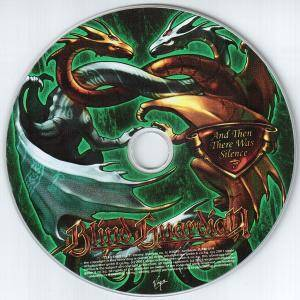 Blind Guardian: And Then There Was Silence (Single-CD) - Bild 5
