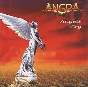 Cover - Angra: Angels Cry