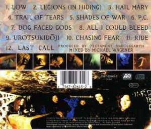 Testament: Low (CD) - Bild 2