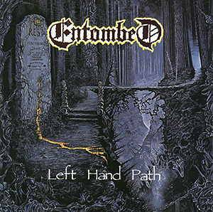 Entombed: Left Hand Path - Cover