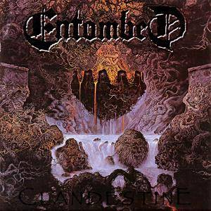 Entombed: Clandestine - Cover