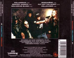 Entombed: Hollowman (Mini-CD / EP) - Bild 2
