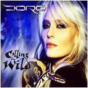 Doro: Calling The Wild - Cover