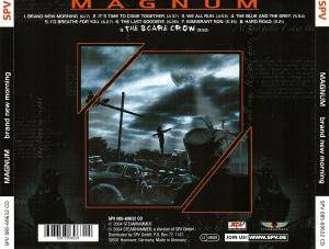 Magnum: Brand New Morning (CD) - Bild 2