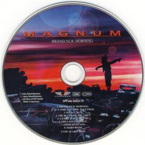 Magnum: Brand New Morning (CD) - Bild 3