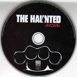 The Haunted: Revolver (CD) - Bild 3