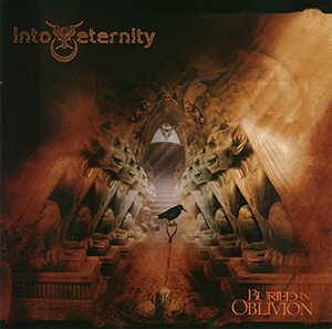Into Eternity: Buried In Oblivion - Cover