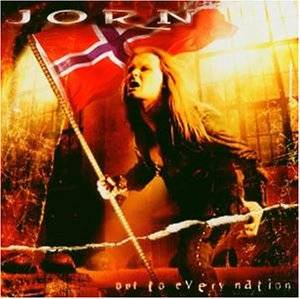 Cover - Jorn: Out To Every Nation