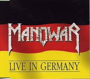 Manowar: Hell On Stage Live (3-CD) - Bild 2