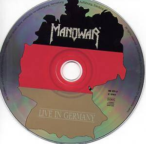 Manowar: Hell On Stage Live (3-CD) - Bild 3