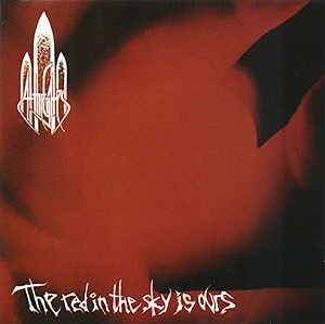 Cover - At The Gates: Red In The Sky Is Ours, The
