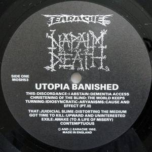 Napalm Death: Utopia Banished (LP) - Bild 5