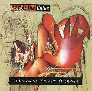 At The Gates: Terminal Spirit Disease - Cover