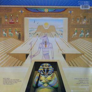 Iron Maiden: Powerslave (LP) - Bild 2