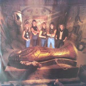 Iron Maiden: Powerslave (LP) - Bild 4