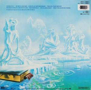 Iron Maiden: Seventh Son Of A Seventh Son (LP) - Bild 2