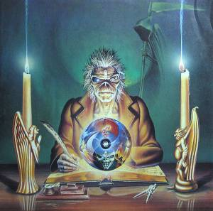 Iron Maiden: Seventh Son Of A Seventh Son (LP) - Bild 3