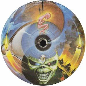 Iron Maiden: Seventh Son Of A Seventh Son (LP) - Bild 6