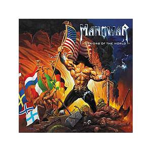 Manowar: Warriors Of The World (CD) - Bild 1